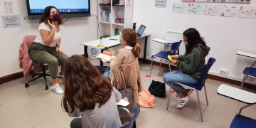 Challenges and Benefits of Being Back in the Classroom